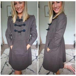 MARC BY MARC JACOBS WOOL DRESS LINED SIZE 8 🌸❤️
